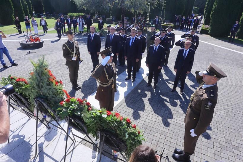 U Vukovaru obilježena 30. obljetnica bitke za Vukovar: 'Hrvatska nikome dužna, asvima na savjesti'