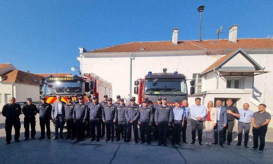 Primopredaja vozila JVP Križevci (1)