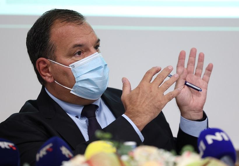 Beroš: 'Za testiranje i liječenje covida HZZO dosad platio 2,1 milijarde kuna'