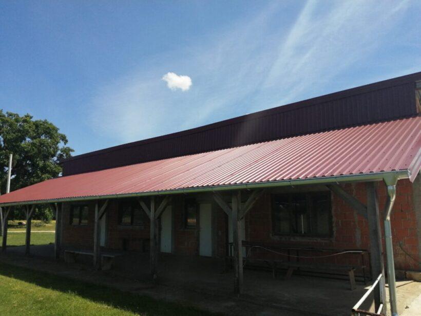 Obnovljen sportski objekt kod nogometnog igrališta u naselju Botinovec