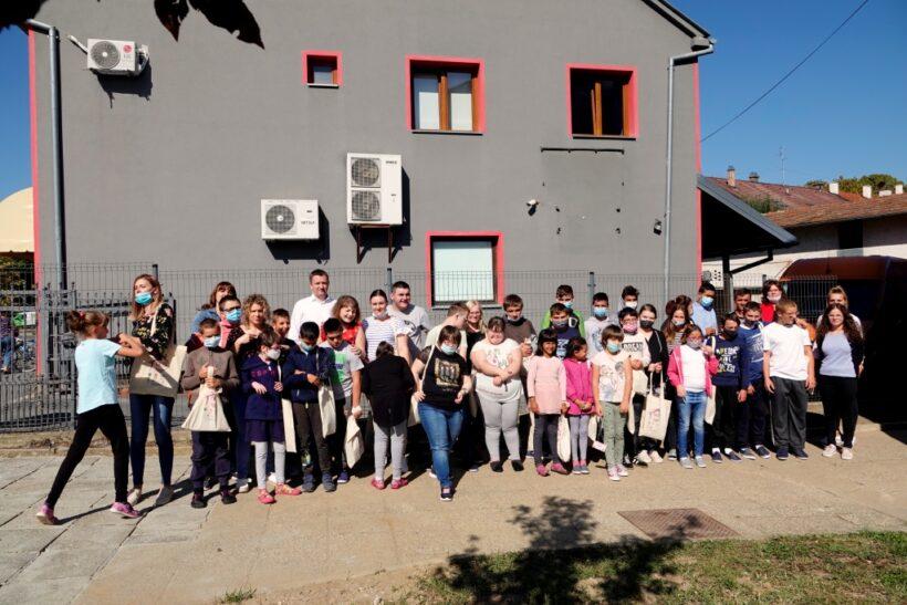Grad Đurđevac za učenike Odjela za djecu s teškoćama organizira posjet kinu i Hrvatskoj Sahari