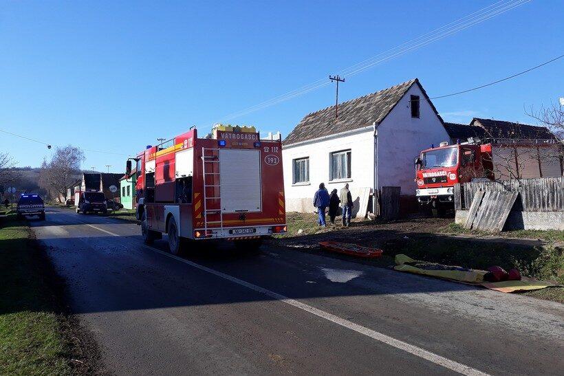 Naložio vatru u krušnoj peći pa susjedu zapalio gospodarske zgrade