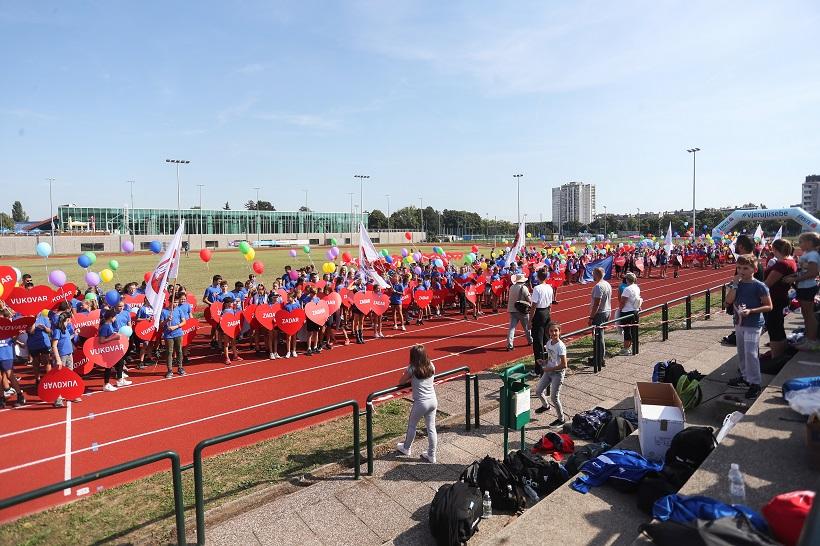 Zagreb: Otvorenje finala Erste Plave lige na SRC Svetice