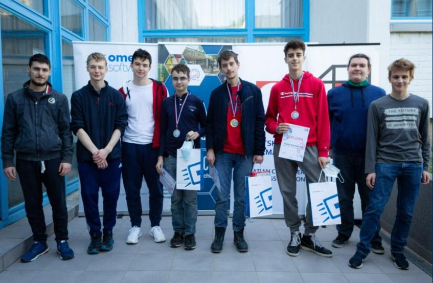 Na informatičkoj olimpijadi CEOI, hrvatski srednjoškolci osvojili sedam medalja