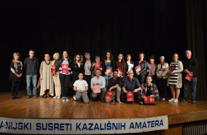 Ovog vikenda u Đurđevcu 18. županijska smotra kazališnih amatera