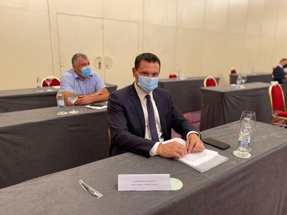 Zamjenik župana Kolarec na kolegiju župana; analizirali promjene novog Zakona o poljoprivrednom zemljištu