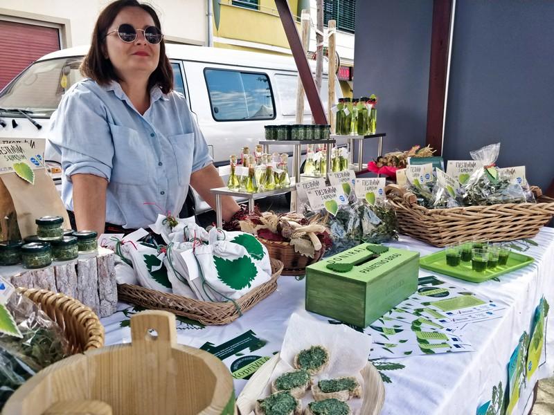 Posjetitelji Dana ludbreške Svete Nedjelje uživali u proizvodima od koprive