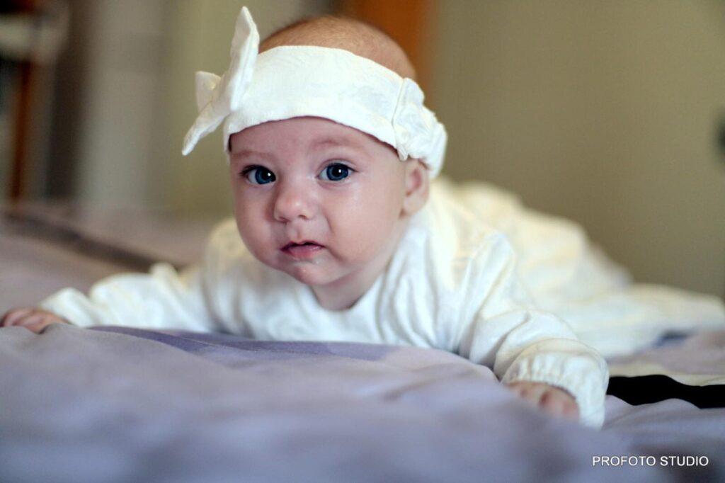 SAKRAMENT KRŠTENJA Krštena je mala Eva
