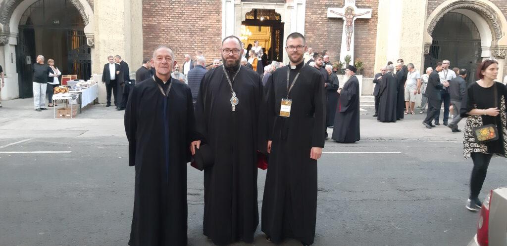 Križevački vladika Milan Stipić na euharistijskom kongresu i Susretu grkokatoličkih biskupa u Budimpešti