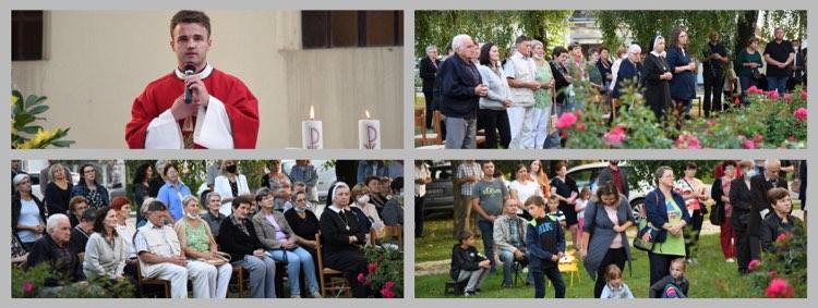 🖼️ Održano misno slavlje kraj kapele sv. Marka Križevčanina