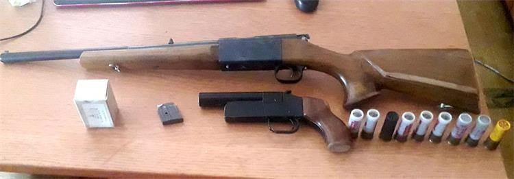Kod 65-godišnjaka pronašli nedozvoljeno oružje