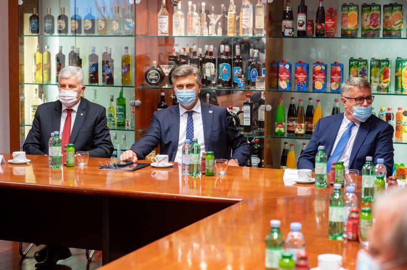 Premijer Plenković na obilježavanju 200. godišnjice tvornice Maraska