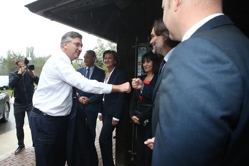 Plenković poručio iz Koprivnice: U prvoj godini drugog mandata Vlade stvoreno 50 tisuća radnih mjesta