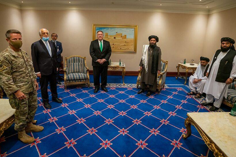 Talibani žele predstaviti Afganistan na Općoj skupštini Ujedinjenih naroda
