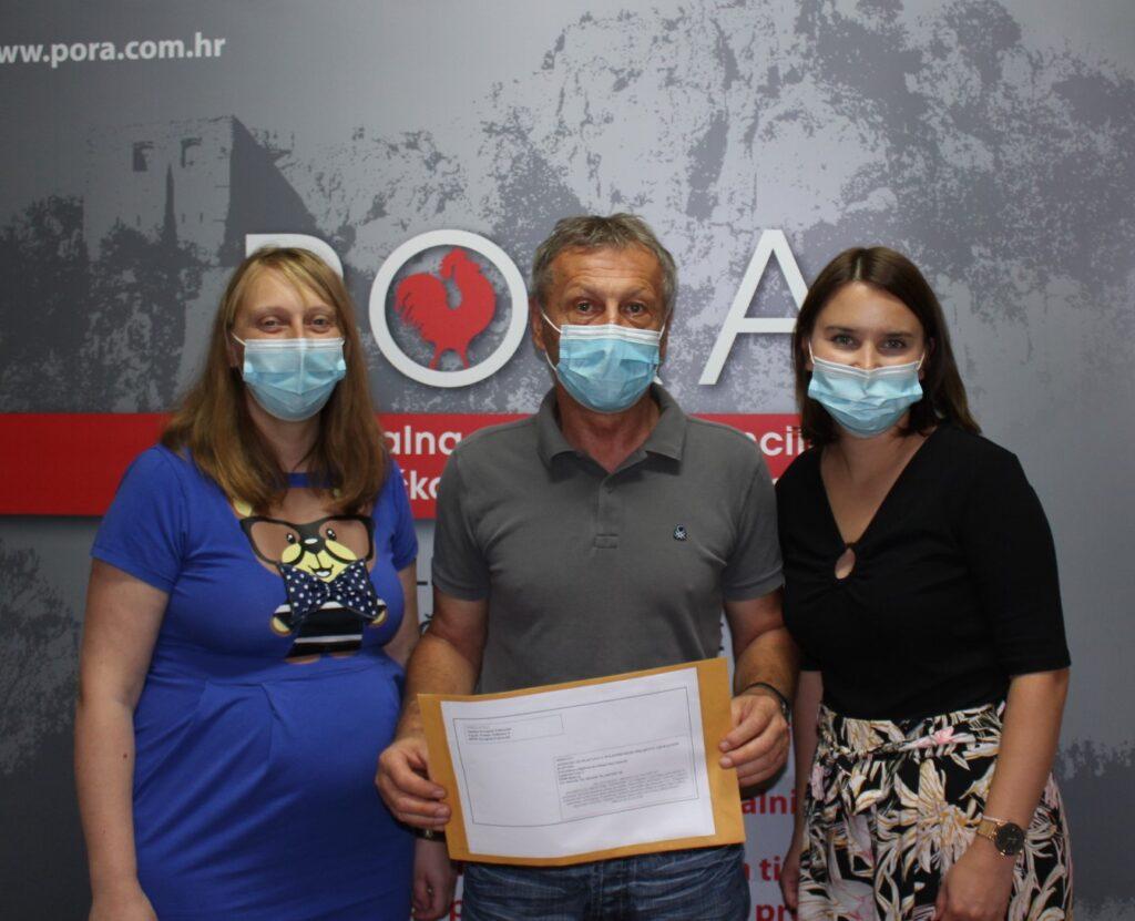 Prijavljen projekt 'Rekonstrukcija Društvenog doma Vlaislav' u vrijednosti 1,1 milijuna kuna