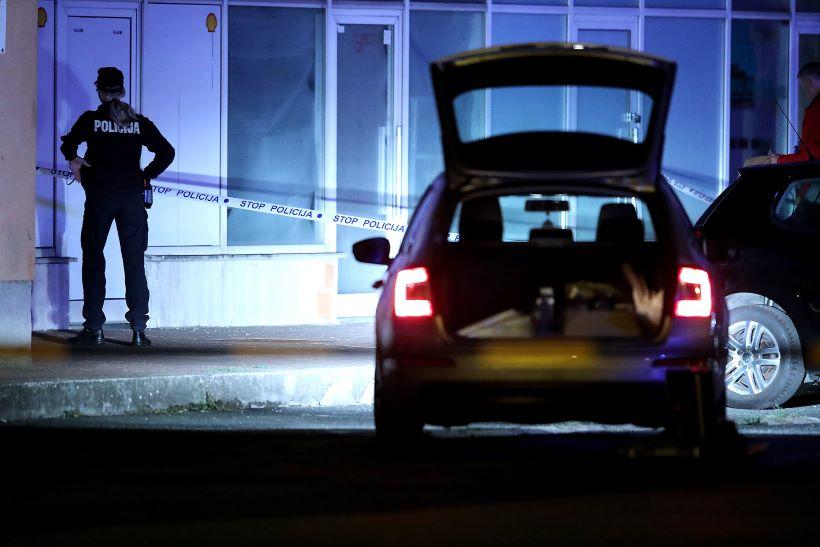 Pucnjava u Sesvetama: Jedna osoba ozlijeđena, petorica privedena u policiju