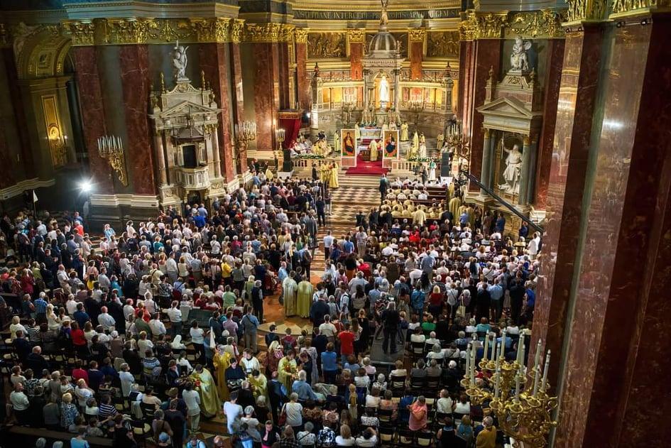 Križevački vladika Milan Stipić na susretu istočnih katoličkih biskupa u Budimpešti
