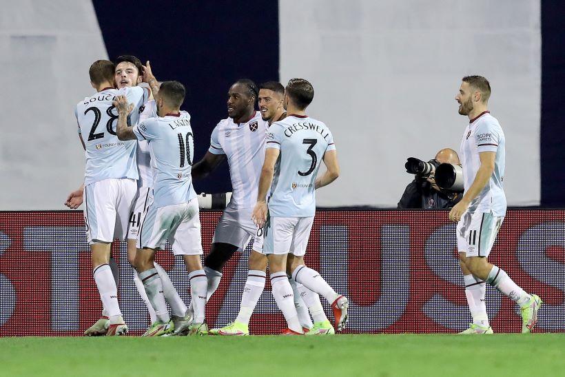 West Ham potpuno zasluženo do tri boda na maksimirskom stadionu