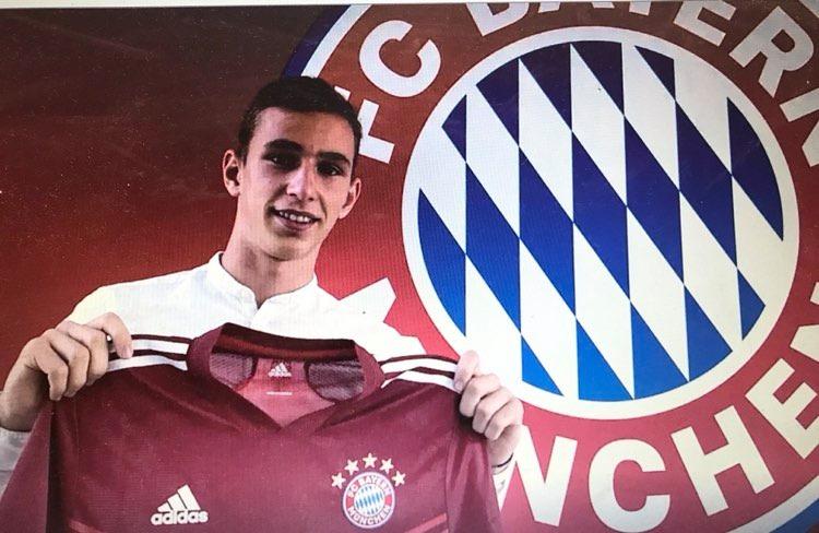 POVIJESNI TRANSFER Lovro Zvonarek iz Slaven Belupa prelazi u Bayern Munchen