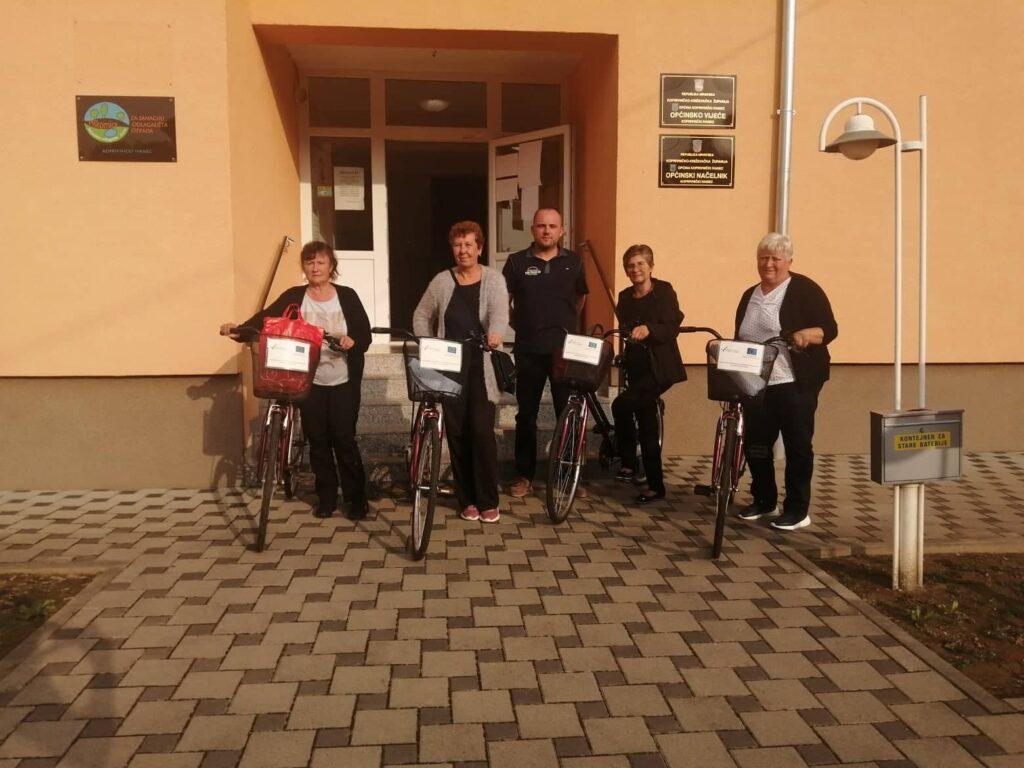 """Projekt """"Zaposli pa pomozi 2"""" u Općini Koprivnički Ivanec krenuo s provedbom"""