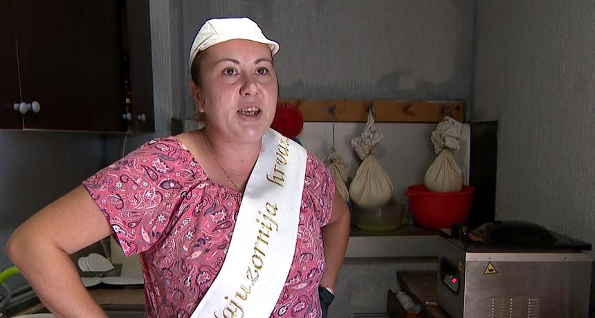 Međimurje ima najuzorniju seosku ženu; Mateja tvrdi da je uloga žena u poljoprivredi velika