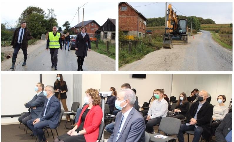 U tijeku provođenje projekta Aglomeracije Križevci vrijednog preko 320 milijuna kuna