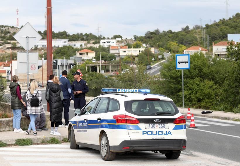 Policija o strašnoj nesreći: 'Od siline udara dijete je umrlo na mjestu događaja'