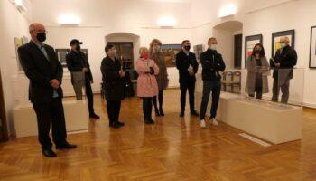 U Đurđevcu otvorena izložba o Božidaru Becku
