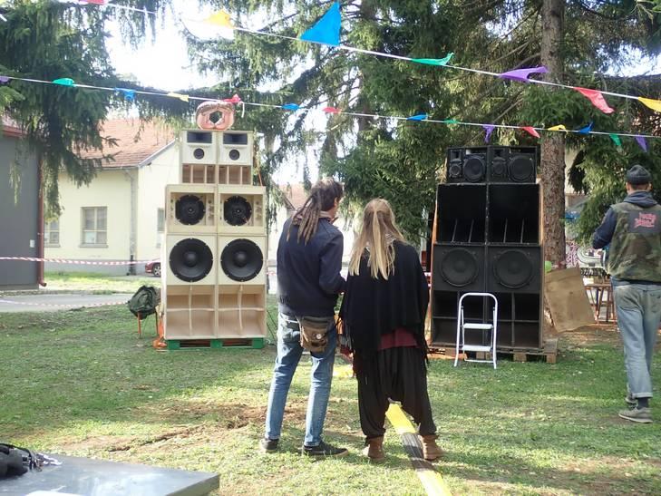 Održan četvrti Bass madness u koprivničkom Kampusu i predstavljen prvi koprivnički soundsystem