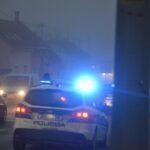 POTJERA KROZ ČAZMU Krivudao je cestom i nije dopuštao policiji da ga pretekne'