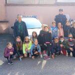 Osnovnoškolci posjetili križevačku Policijsku postaju