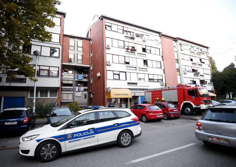 U požaru stana smrtno stradao muškarac, žena hitno prevezena u bolnicu