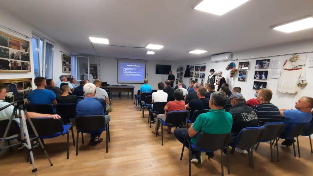 Goran Ružić održat će predavanje za vatrogasce: 'Poznavanje i primjena sredstava za gašenje i tehničke intervencije'
